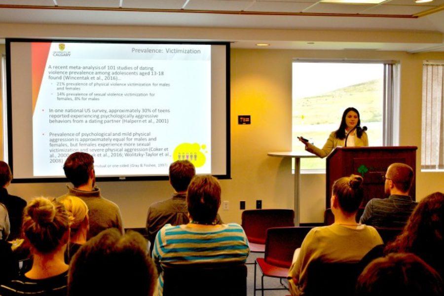 Dr. Deinera Exner-Corten Talks About Strategies to Prevent Adolescent Dating Violence