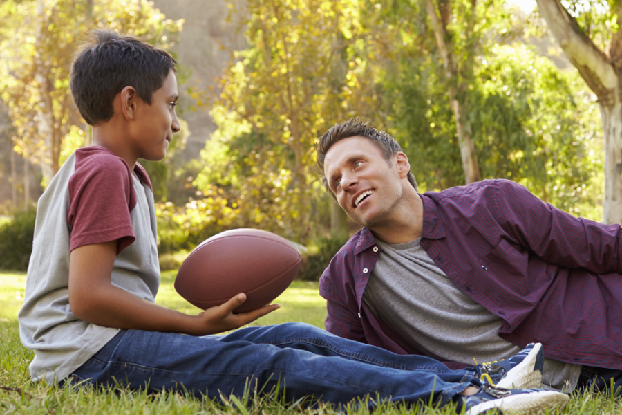 Men & Boys Research to Practice Update